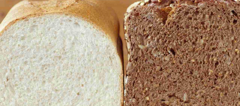 хлеб черный/белый 1шт.