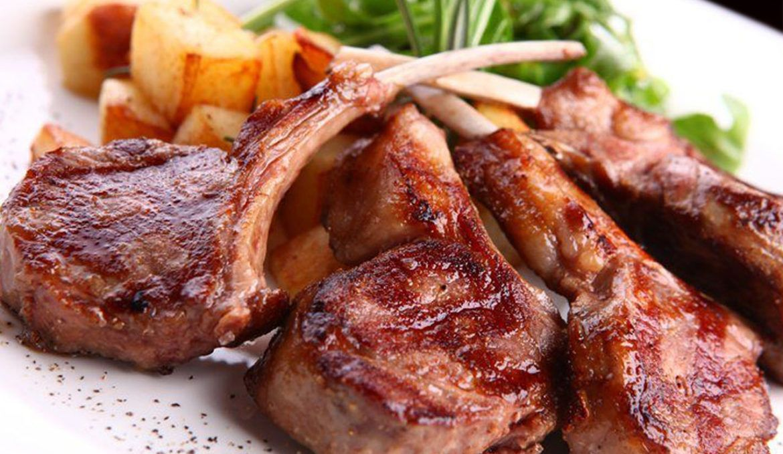 Мясо по восточному