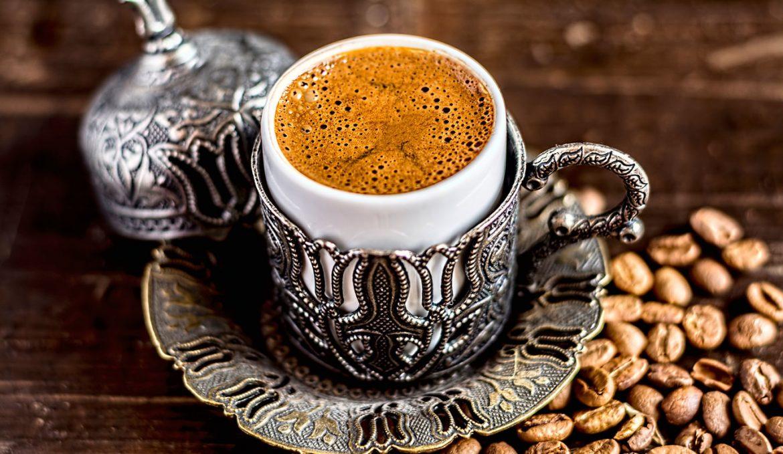 Кофе по-турецки с молоком