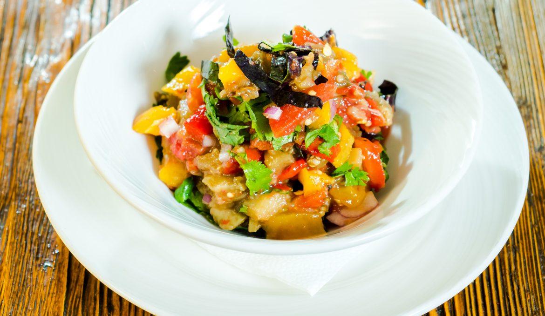 Мангал салат