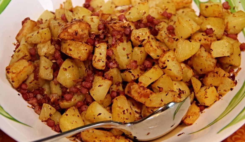 Картофель по мексикански