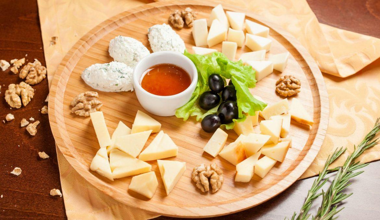 Европейская сырная тарелка!
